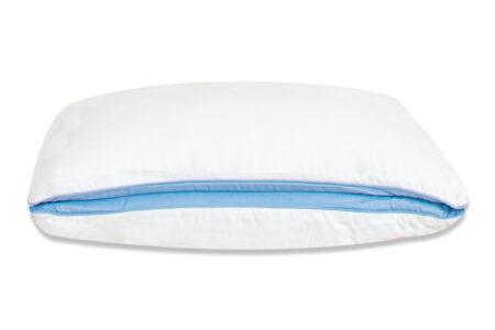 Double-layer-Gusset-Pillow